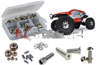 axi006 - Axial Racing AX10 RidgeCrest Stainless Screw Kit