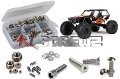 axi013 - Axial Wraith Rock Racer Stainless Steel Screw