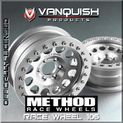 Method 2.2 Race Wheel 105 Silver/Silver