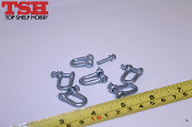 Metal Shackles - Pack of 4