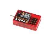 Atom 3 - 3 Channel 2.4GHz DSSS Micro Receiver