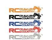 RCCrawlerCountry.com Stickers