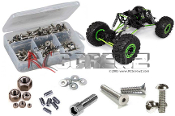 axi001 - Axial Racing AX10 Scorpion Stainless Screw Kit