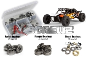 axi005b - Axial Racing EXO Terra Metal Shielded Bearings