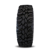 PIT BULL - MAD BEAST 1.9 SCALE RC TIRES W/2 STAGE FOAM - 2pcs
