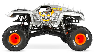 Axial SMT10™ MAX-D Monster Jam 1/10th Scale Electric 4WD - RTR