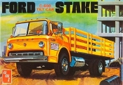 AMT Ford C-600 Stake Bed Truck