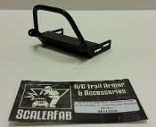 ScalerFab SCX10 Comp-Style Bumper w/Trail bar & Shackle Mounts