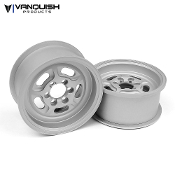 Vanquish SHR 2.2 VINTAGE WHEEL CLEAR ANODIZED