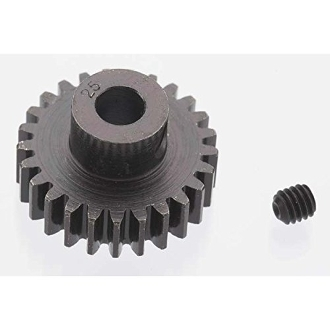 Robinson Racing EXTRA HARD 25 TOOTH BLACKENED STEEL 32P PINION