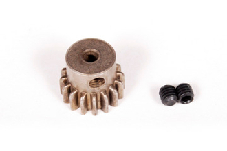 Axial Pinion Gear 32P 16T - Steel (3mm Motor Shaft)
