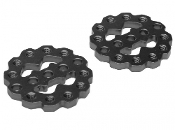 Boom Racing Rugged Gear Aluminum Universal Shock Ring Hoops