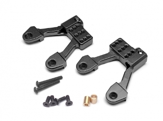 Boom Racing Aluminum Rear Shock Hoops for SCX10 II