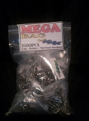 Team KNK Mega Bag Stainless Hardware Kit (1500 pcs)