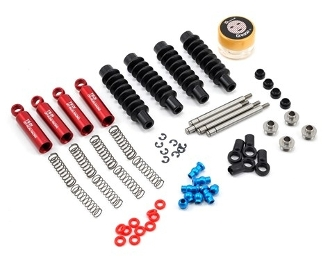 g-Made TS01 Scale Shock Red 90mm (4)