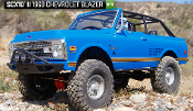Axial SCX10 II 1969 Chevrolet Blazer 1/10th Scale Electric 4WD
