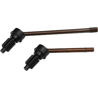 Hot-Racing Traxxas TRX4 Hardened Spring Steel Front Cv Axles