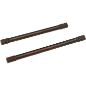 Hot-Racing Traxxas TRX4 Hardened Spring Steel Rear Axle Shafts