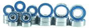DSM Off-Road Axial SCX10 & SMT10 Bearing Kit (22 pcs)
