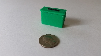 Mad Mikes 1/10 Scale Ammo Box