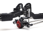 Boom Racing Rear Scale Suspension Conversion Kit for D90/D110