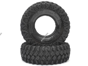 Boom Racing HUSTLER M/T Xtreme 1.9 Rock Crawling Tires UltraSoft