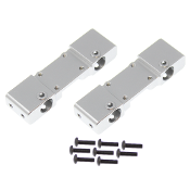 Redcat Racing Gen8 Aluminum Bumper Mounts (2pcs)