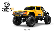 GMADE 1/10 GS02 BOM RTR Brushed Ultimate Trail Truck, w/Radio