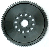 Kimbrough 84 Tooth 48 Pitch Spur Gear for Traxxas E-Cars & Truck