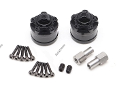 Boom Racing XT512 5-Lug Aluminum 12mm Hub Adapters 12mm Offset