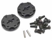 Boom Racing XT6015P 6-Lug Aluminum Wheel Hub Adapters 1.5MM Pin
